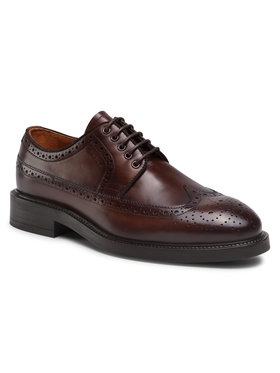 Gant Gant Κλειστά παπούτσια Flairville 21631995 Καφέ