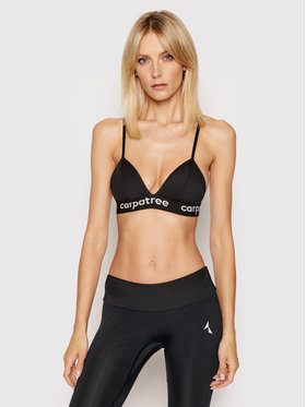 Carpatree Carpatree Soutien-gorge sport Bikini C-TB Noir