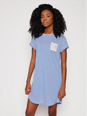 Lauren Ralph Lauren Lauren Ralph Lauren Nočná košeľa ILN32057 Modrá