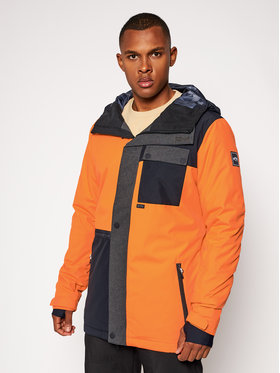 Billabong Billabong Snowboardová bunda Arcade U6JM28 BIF0 Oranžová Regular Fit