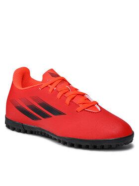 adidas adidas Boty X Speedflow. 4 Tf J FY3327 Červená
