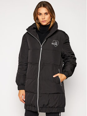 LOVE MOSCHINO LOVE MOSCHINO Veste d'hiver WK49701T 042A Noir Regular Fit