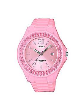 Casio Casio Zegarek LX-500H-4E2VEF Różowy