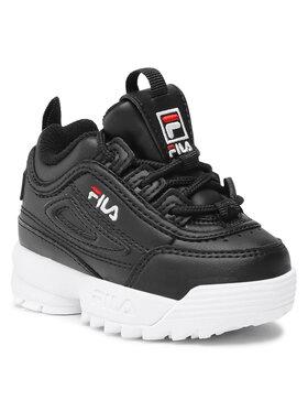 Fila Fila Sneakersy Disruptor Infants 1010826.25Y Černá