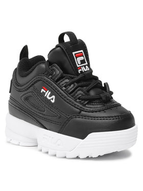 Fila Fila Sneakersy Disruptor Infants 1010826.25Y Čierna
