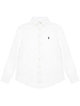 Polo Ralph Lauren Polo Ralph Lauren Ing Ls Bd 323832109001 Fehér Regular Fit