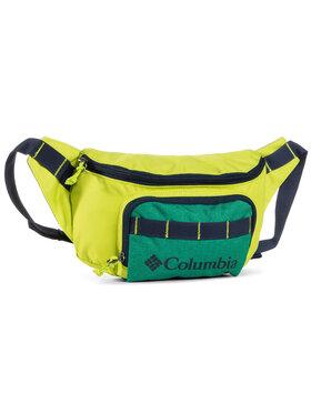 Columbia Columbia Saszetka nerka Zigzag Hip Pack 1890911386 Zielony