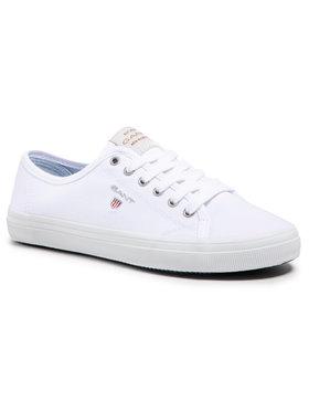 Gant Gant Tenisówki Preptown 22538614 Biały