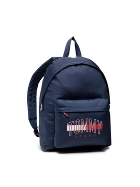 Tommy Jeans Tommy Jeans Rucsac Tjm Campus Graphic Backpack AM0AM07506C87 Bleumarin