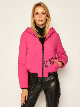 Calvin Klein Jeans Calvin Klein Jeans Vatovaná bunda J20J214847 Ružová Regular Fit