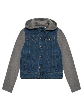 NAME IT NAME IT Kurtka jeansowa 13193705 Granatowy Regular Fit