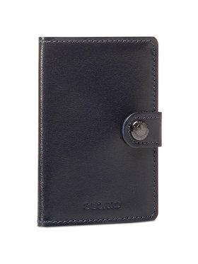 Secrid Secrid Malá pánská peněženka Miniwallet MNp Tmavomodrá