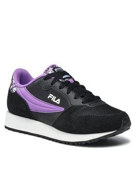 Fila Fila Sneakers Retroque Jr 1011420.19G S Nero