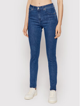 United Colors Of Benetton United Colors Of Benetton Jeans 4NF1574K5 Blu scuro Skinny Fit