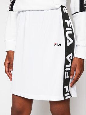 Fila Fila Jupe mini Tarala 687695 Blanc Regular Fit