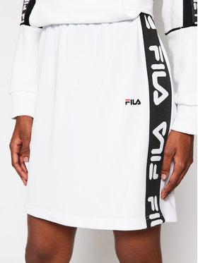 Fila Fila Φούστα mini Tarala 687695 Λευκό Regular Fit