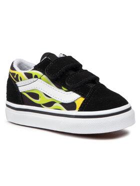 Vans Vans Sneakers aus Stoff Old Skool V VN0A38JN31M1 Schwarz