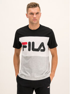 Fila Fila T-Shirt 681244 Barevná Regular Fit