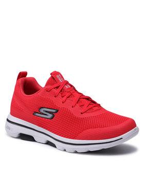 Skechers Skechers Cipő Go Walk 5 216011/RED Fekete