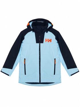 Helly Hansen Helly Hansen Lyžařská bunda Terrain 41725 Modrá Regular Fit