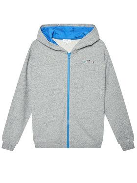 Little Marc Jacobs Little Marc Jacobs Sweatshirt W25487 D Grau Regular Fit