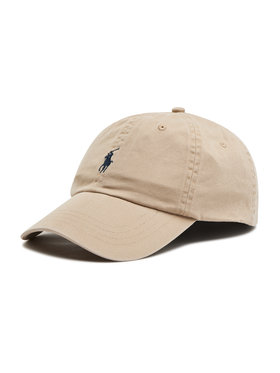 Polo Ralph Lauren Polo Ralph Lauren Cap Hat 710548524005 Beige
