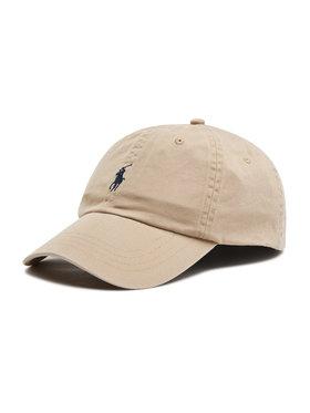 Polo Ralph Lauren Polo Ralph Lauren Шапка с козирка Hat 710548524005 Бежов