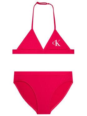 Calvin Klein Swimwear Calvin Klein Swimwear Női fürdőruha G80G800401 Rózsaszín