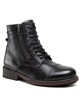 Pepe Jeans Pepe Jeans Turistická obuv Melting High PMS50206 Černá