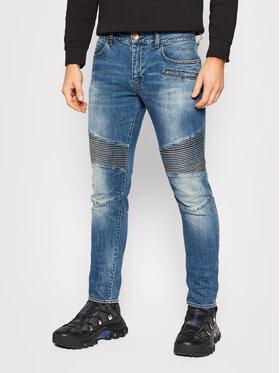 Armani Exchange Armani Exchange jeansy_skinny_fit 6HZJ27 Z1KSZ 1500 Tamsiai mėlyna Skinny Fit