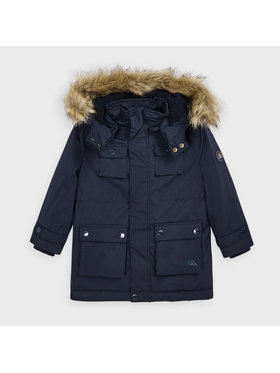 Mayoral Mayoral Giubbotto invernale 4472 Blu scuro Regular Fit