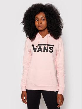 Vans Vans Bluza Classic V II VN0A53OV Różowy Regular Fit