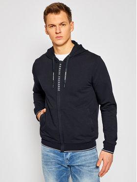 Armani Exchange Armani Exchange Sweatshirt 8NZM82 ZJH3Z 1510 Dunkelblau Regular Fit