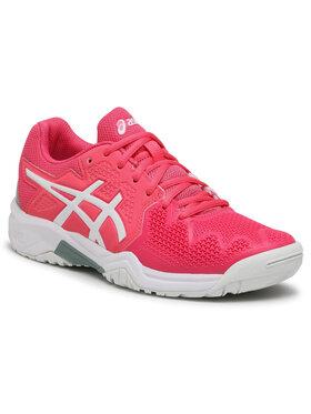 Asics Asics Παπούτσια Gel-Resolution 8 GS 1044A018 Ροζ