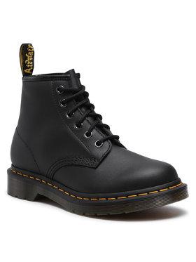 Dr. Martens Dr. Martens Chaussures Rangers 101 26409001 Noir
