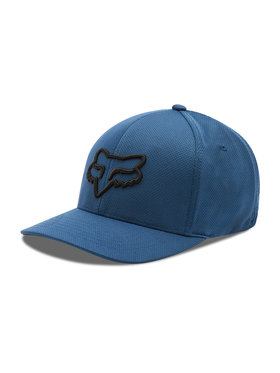Fox Racing Fox Racing Casquette Lithotype Flexfit 2.0 Hat 27088 Bleu marine