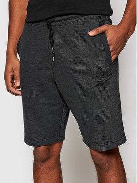 Reebok Reebok Sportske kratke hlače Training Essentials GI9417 Siva Regular Fit