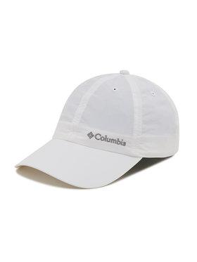 Columbia Columbia Kepurė su snapeliu Tech Shade™ II 1819641 Balta
