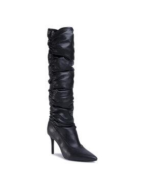 Versace Jeans Couture Versace Jeans Couture Kozaki E0VZAS55 Czarny
