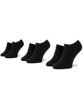 Polo Ralph Lauren Polo Ralph Lauren Sada 2 párů dámských nízkých ponožek 455687429 Černá