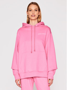 Imperial Imperial Sweatshirt FB91BAYSTI Rose Relaxed Fit
