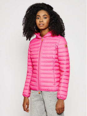 Save The Duck Save The Duck Daunenjacke D33620W GIGA12 Rosa Regular Fit