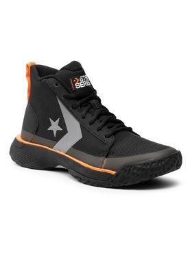 Converse Converse Sneakersy Star Series Bb Mid 165592C Černá