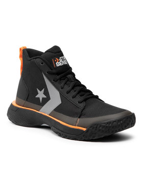 Converse Converse Sneakersy Star Series Bb Mid 165592C Čierna