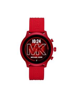 Michael Kors Michael Kors Smartwatch Mkgo MKT5073 Czerwony