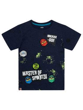 LEGO Wear LEGO Wear T-shirt Lninjago M 22635 Blu scuro Regular Fit