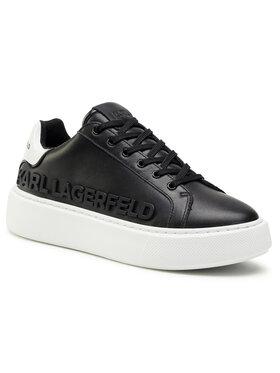 KARL LAGERFELD KARL LAGERFELD Sportcipő KL62210 Fekete