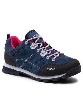 CMP CMP Trekingová obuv Alcor Low Wmn Trekking Shoes Wp 39Q4896 Tmavomodrá