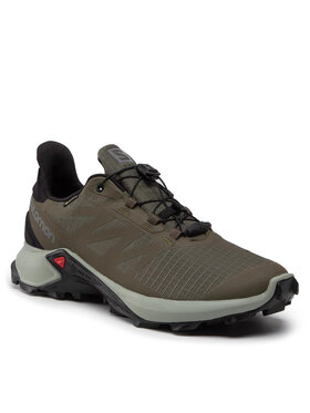 Salomon Salomon Pantofi Supercross 3 Gtx GORE-TEX 414539 Verde