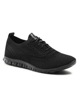 Cole Haan Cole Haan Sneakersy Zerogrand St Ox W17828 Černá